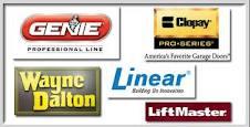 garage door openers brands